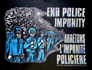 Poster: End Police Impunity